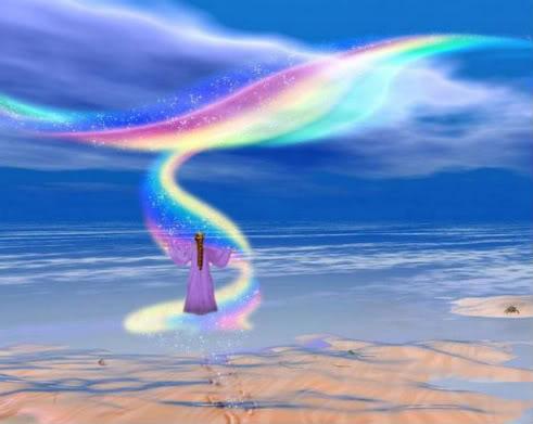 Abrindo-se ao fluxo divino